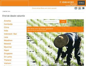 333travel.nl screenshot