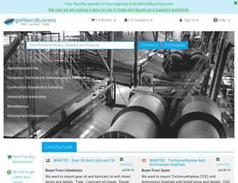 moldova.go4worldbusiness.com screenshot