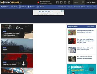 Thumbshot of Videogamer.com