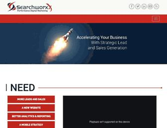 searchworxx.com screenshot