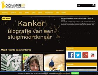 Thumbshot of Documentairenet.nl
