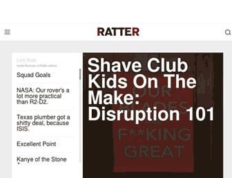 Thumbshot of Ratter.com