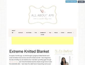 Thumbshot of Allaboutami.com