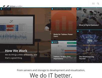 interworks.com screenshot