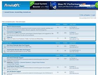 forums.anvisoft.com screenshot