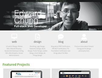edward-designer.com screenshot