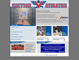 Thumbshot of Sectionv.org