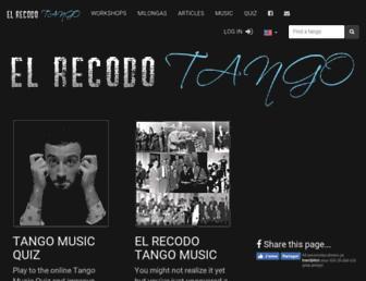 el-recodo.com screenshot