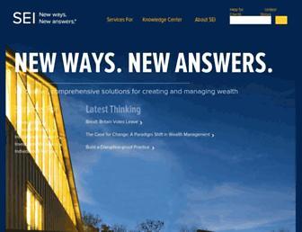 seic.com screenshot