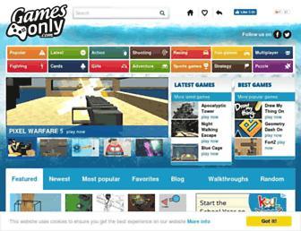 gamesonly.com screenshot