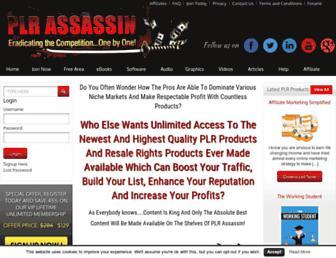 Thumbshot of Plrassassin.com
