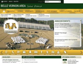 bellevernonarea.net screenshot