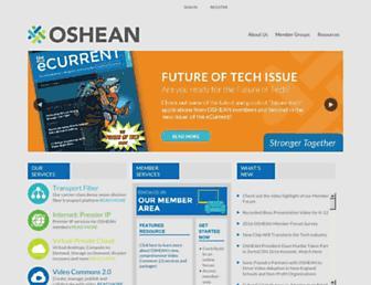 Main page screenshot of ri.net