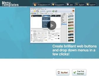 flashmenutemplates.com screenshot