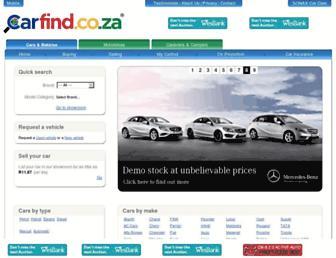 Thumbshot of Carfind.co.za