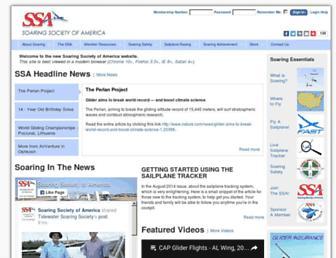 ssa.org screenshot