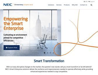 necam.com screenshot