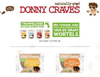 donny-craves.nl screenshot