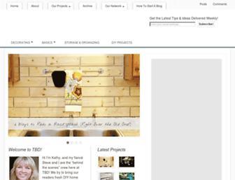 Thumbshot of Thebudgetdecorator.com
