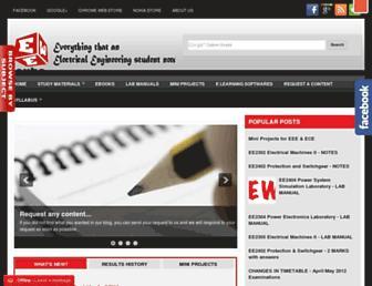 eeecube.com screenshot