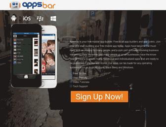 Thumbshot of Appsbar.com