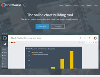 chartblocks.com screenshot