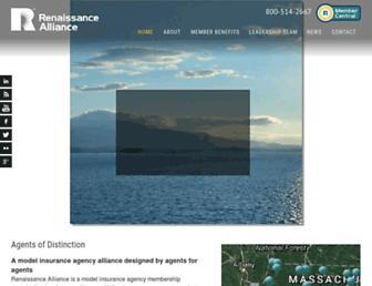 renaissanceins.com screenshot