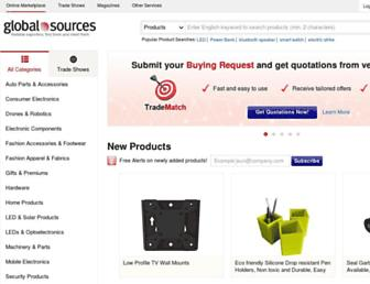 Thumbshot of Globalsources.com