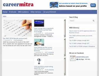 blog.careermitra.com screenshot
