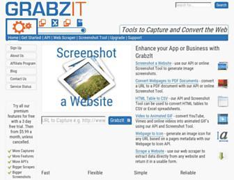 grabz.it screenshot