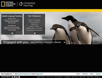 ngl.cengage.com screenshot