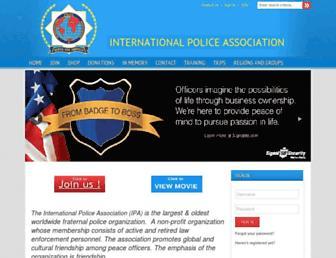 ipa-usa.org screenshot