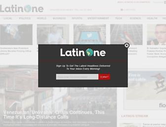 Thumbshot of Latinopost.com