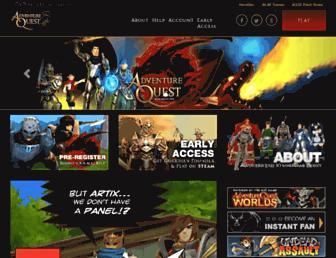 aq3d.com screenshot