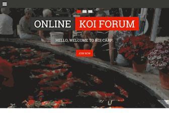 Thumbshot of Koimag.co.uk