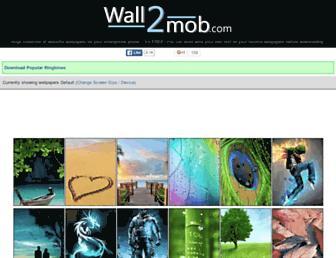 wall2mob.com screenshot