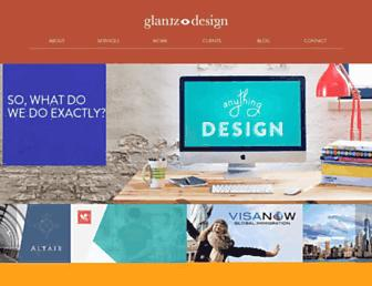 glantz.net screenshot
