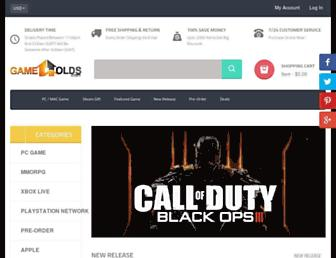 Thumbshot of Gameholds.com