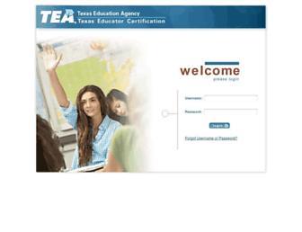 Thumbshot of Texes-ets.org