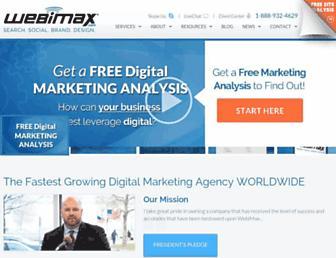 webimax.com screenshot
