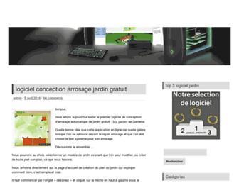 logicieljardin.fr screenshot