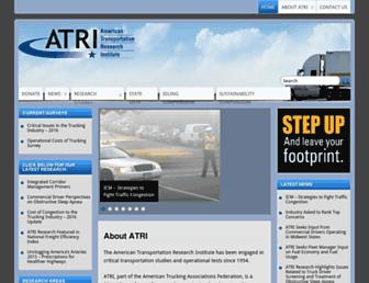 atri-online.org screenshot
