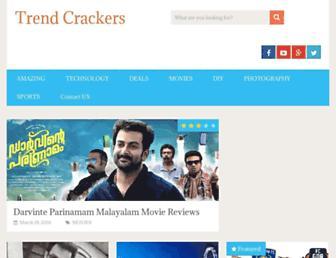 Thumbshot of Trendcrackers.com