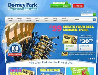 Thumbshot of Dorneypark.com