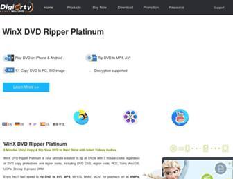 Thumbshot of Winxdvd.com