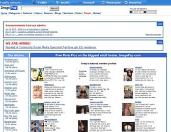 Thumbshot of Imagefap.com