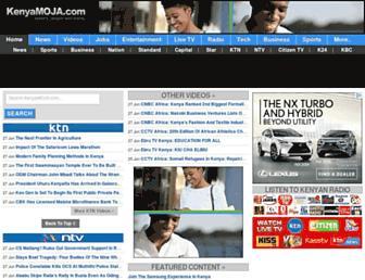 kenyamoja.com screenshot