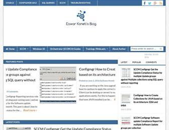 eskonr.com screenshot