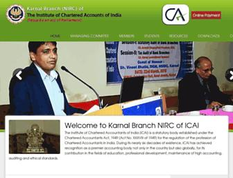 icaikarnal.com screenshot