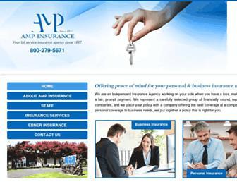 ampins.com screenshot